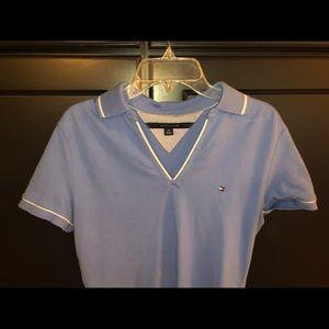 Tommy Hilfiger polo  light blue